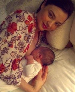 Miranda Kerr baby