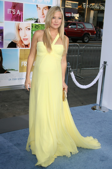 Kate Hudson at the 2011 Premiere of Something Borrowed