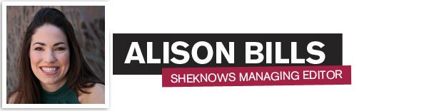 Alison Bills, SheKnows Managing Editor