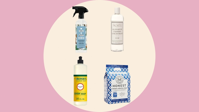 Hard-Working Natural Cleaning Brands