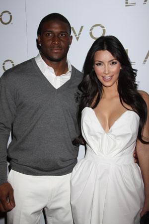 Kim Kardashian faked an engagement to Reggie Bush