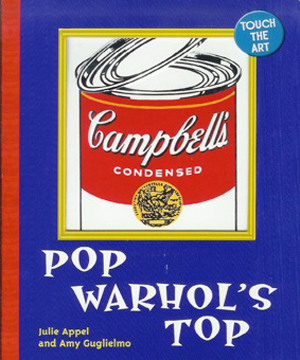 Touch the Art - Warhol book