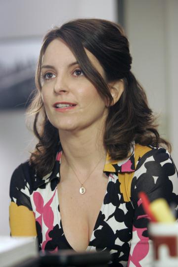 Multiple nominee, Tina Fey