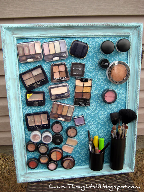 Magnetic makeup