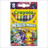 Crayons or other Simple Art Supplies