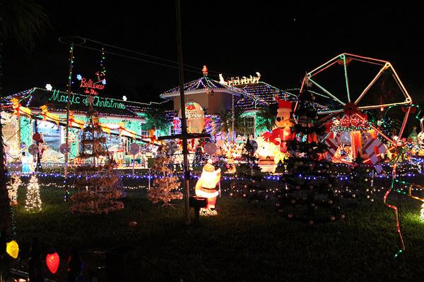 Hyatt Extreme Christmas – Ft. Lauderdale, FL