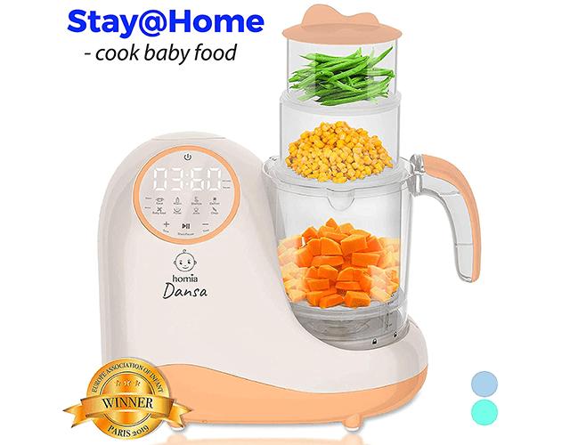 Homia Best Baby Food Maker on Amazon