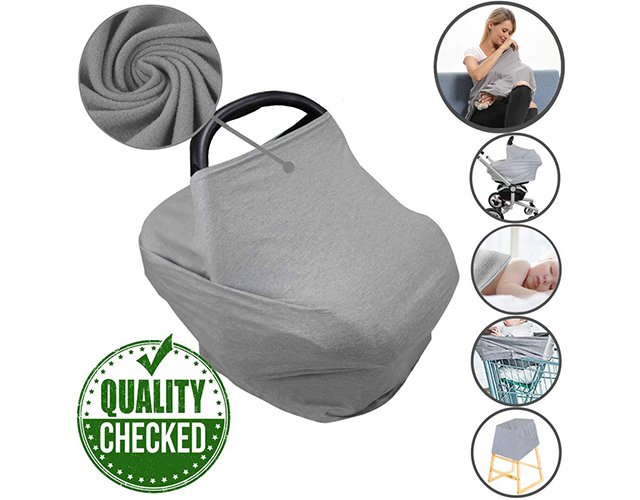 Hormi Best Breastfeeding Nursing Cover on Amazon