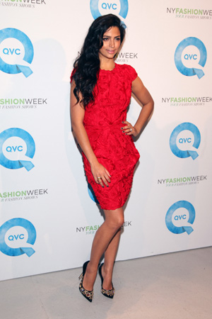 Camila Alves at New York Fashion Week Day 1