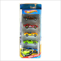 Hot Wheels, Squinkies or other small toy
