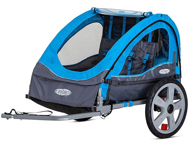 Instep Best baby Bike Trailer on Amazon