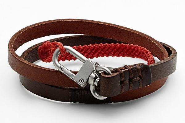 Leather bracelet   Sheknows.com