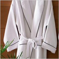 Robe Recommendation: Egyptian Cotton Waffle Terry Bathrobe