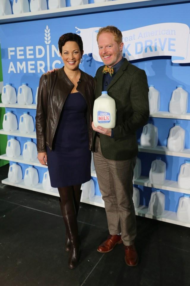 The Great American Milk Drive Jesse Tyler Ferguson