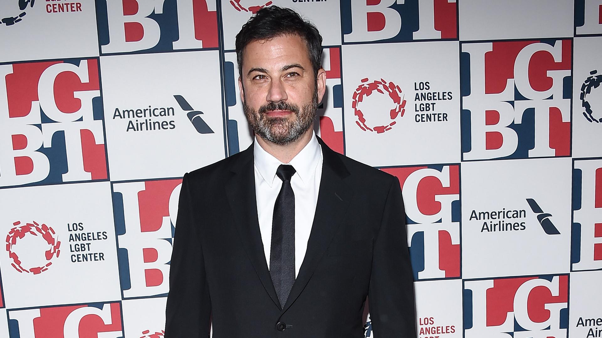 Jimmy Kimmel Shares Pasta Tina Recipe Sheknows