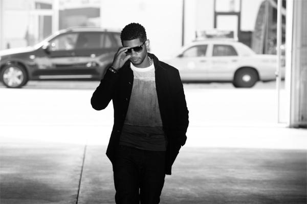 "Usher will make you ""Scream"""
