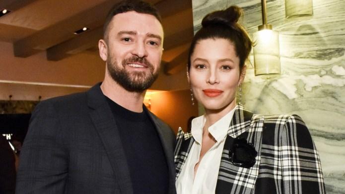 Justin Timberlake Says '24 Hour Parenting'