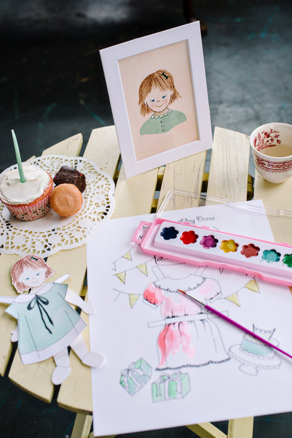 Custom Child's Birthday Party Package