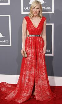 Natasha Bedingfield at 2013 Grammys
