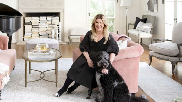 Kelly Clarkson's New Home Collection for