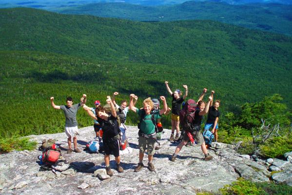 teen wilderness camp