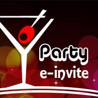 Party E-Invite