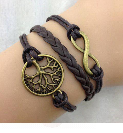 Vintage Hallowed Leaf Bracelet Jewelry