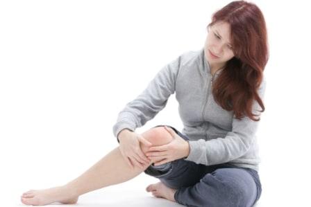 Postpartum joint pain
