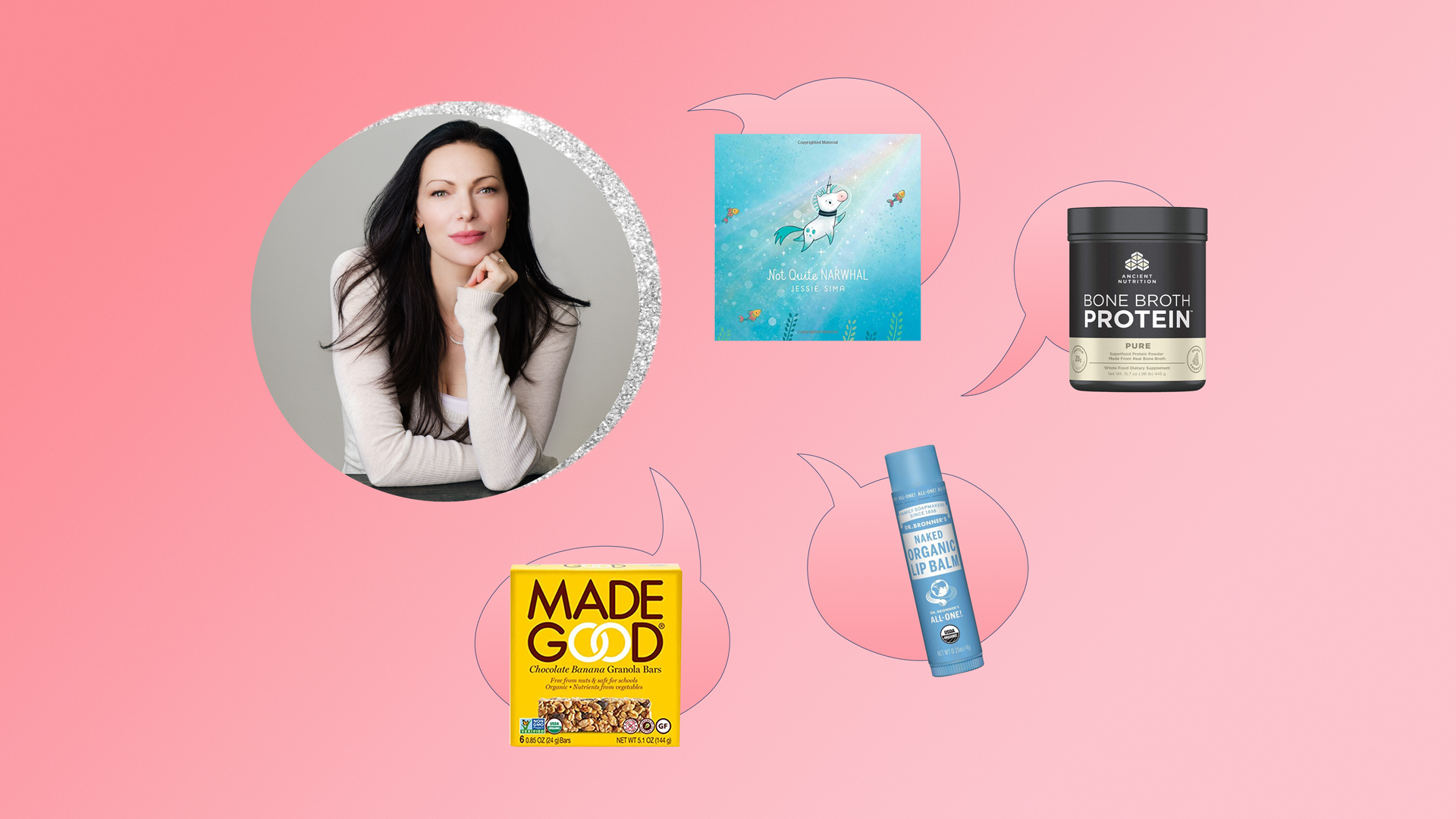 Laura Prepon S Top Product Picks For Mom Life With Ella Newborn Images, Photos, Reviews