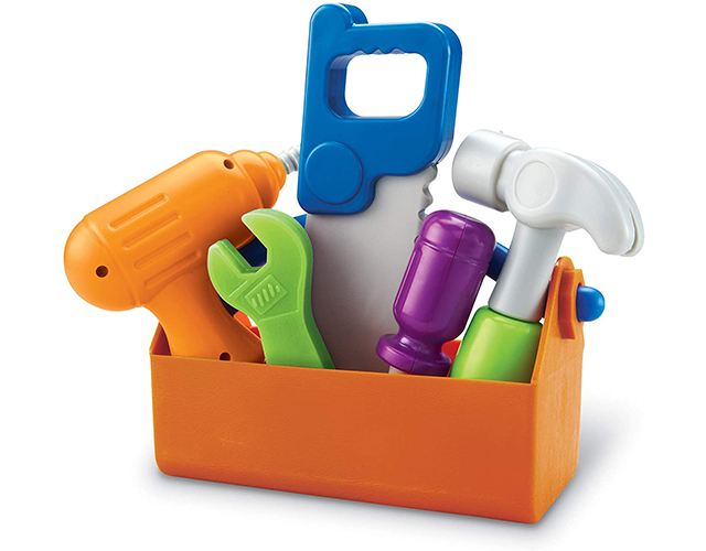 Learning Resources Best Toy Tool Set on Amazon
