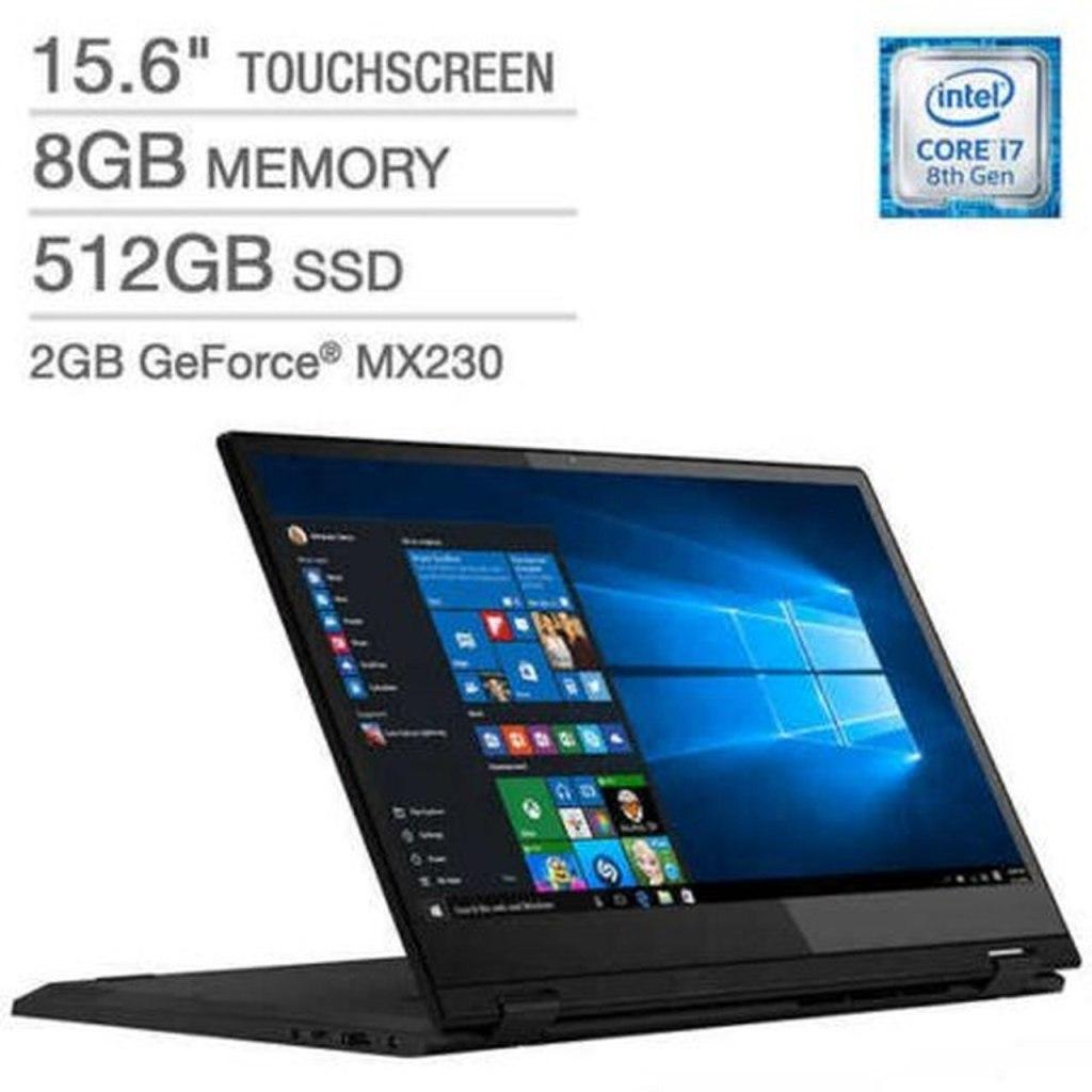 Lenovo Flex 14 Series 2-in-1 Touchscreen Laptop