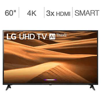 "LG 60"" Class & Series 4K UHD LED LCD TV"