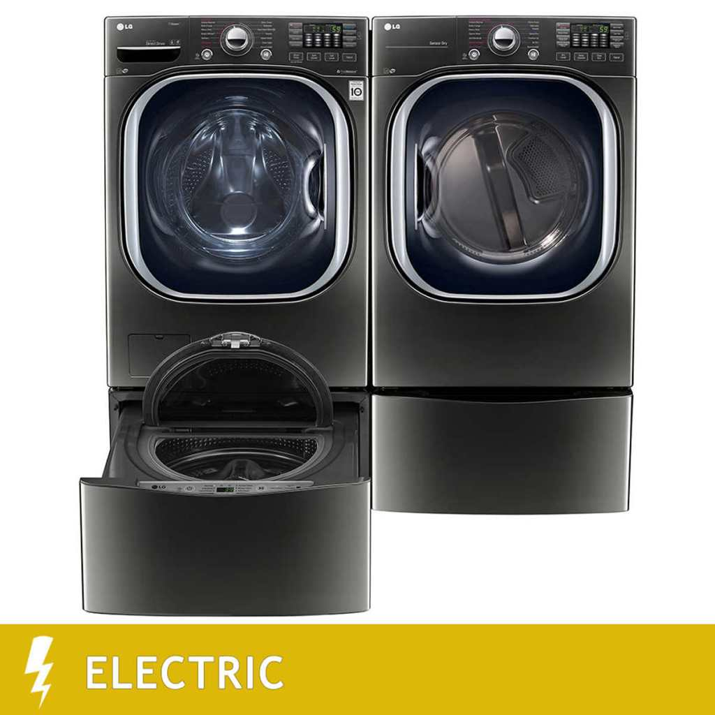 LG Ultra Large Capacity Washer and Dryer