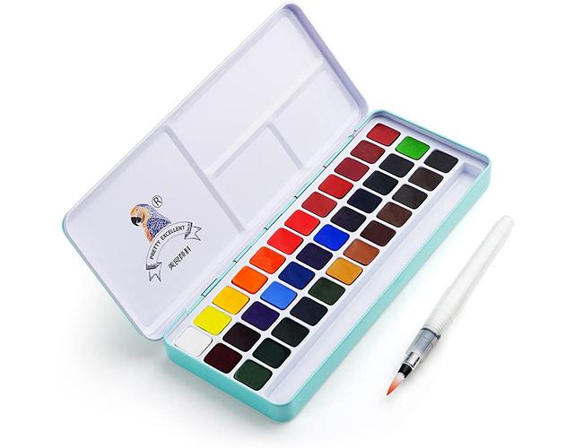 Lightwish Best Watercolor Paint Set Amazon