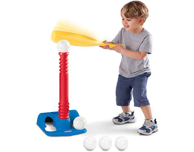 Little Tikes T-Ball Best Toddler Outdoor Toy Set Amazon