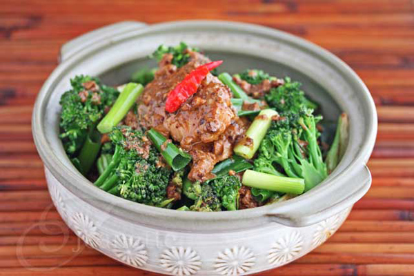 Thai peanut coconut curry chicken