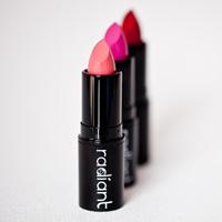 Radiant Cosmetics lipstick