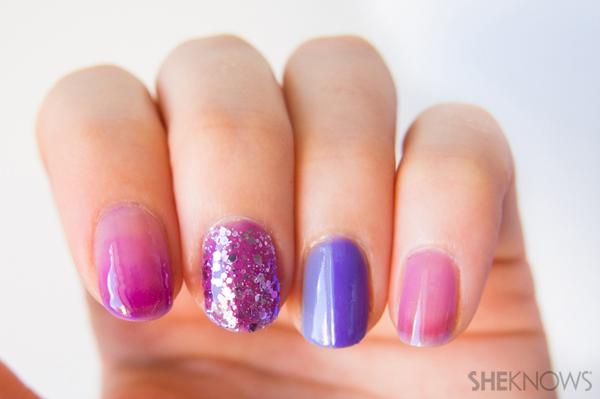 Purple: 'Don't Violet Me Down'