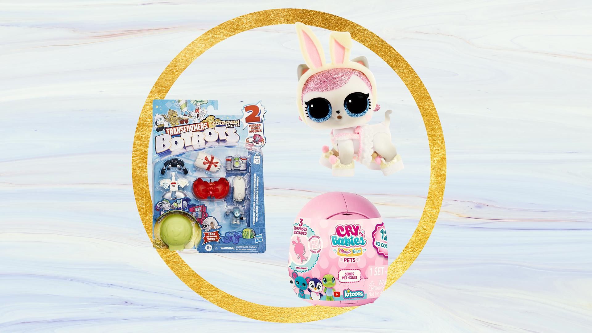 Unicorn pastel top LOL Surprise doll accessories