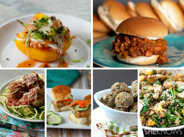 Healthy meals from SheKnows.com