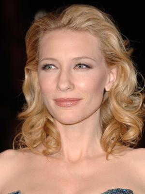 Cate Blanchett in 2007