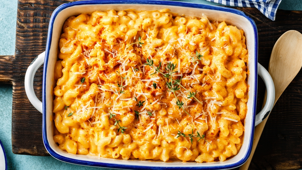 Ina Garten's Overnight Mac & Cheese Recipe Couldn't Be Easier