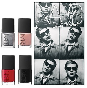 Nars Andy Warhol Collection
