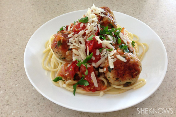 Recipe revamp: Spaghetti and meatballs