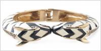 Zebra bracelet