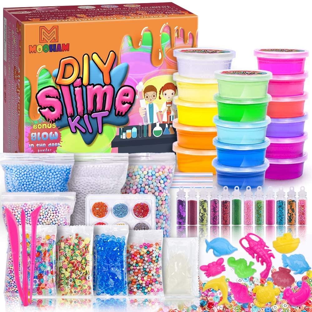 Mooham DIY Slime Kit on Amazon