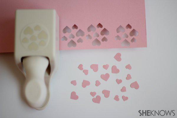DIY Valentine's Candy Tins