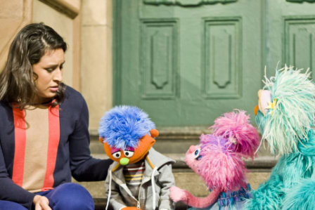Little Children, Big Challenges: Incarceration - Sesame Street