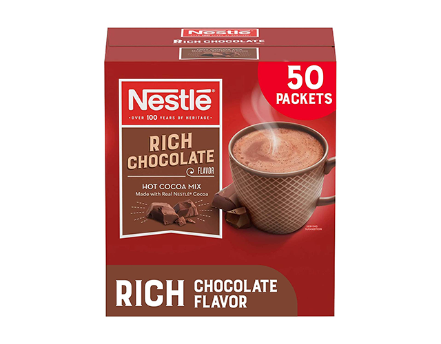 Nestle Best Hot Chocolate on Amazon
