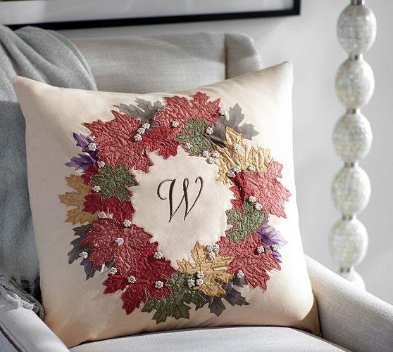 Pottery Barn pillow